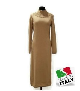 Olsen Wool Dress Made in Italy sz 4